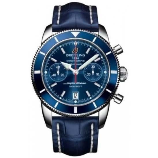 Breitling Superocean Heritage Chronographe 44 Caliber 23 Automatic Chronograph A2337016C856731P