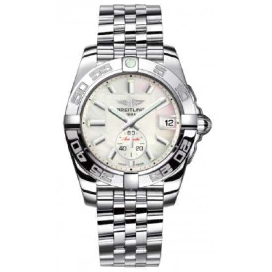 Breitling Galactic 36 Polished Steel Caliber 37 Automatic A3733012A716376A