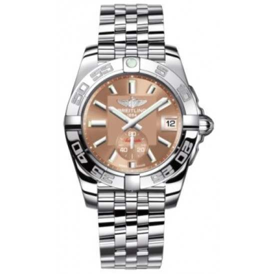 Breitling Galactic 36 (Polished Steel) Caliber 37 Automatic A3733012.Q582.376A