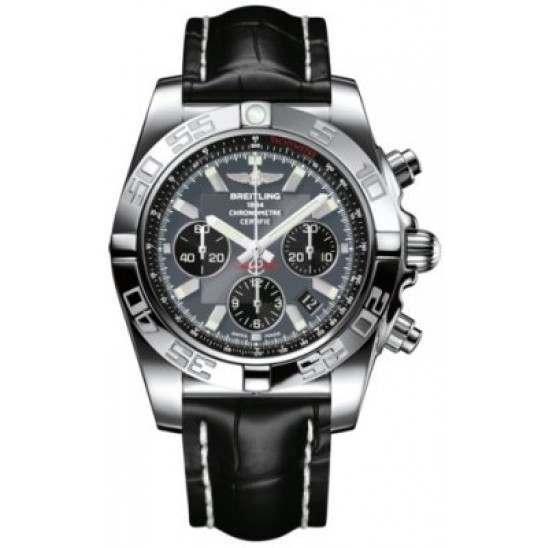 Breitling Chronomat 44 (Polished) Caliber 01 Automatic Chronograph AB011012.F546.743P