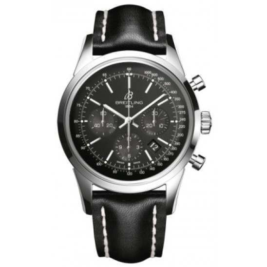 Breitling Transocean Chronograph Caliber 01 Automatic AB015212.BA99.435X