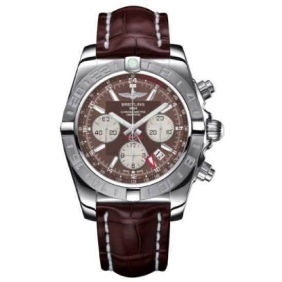 Breitling Chronomat 44 GMT (Steel) Caliber 04 Automatic Chronograph AB042011.Q589.739P
