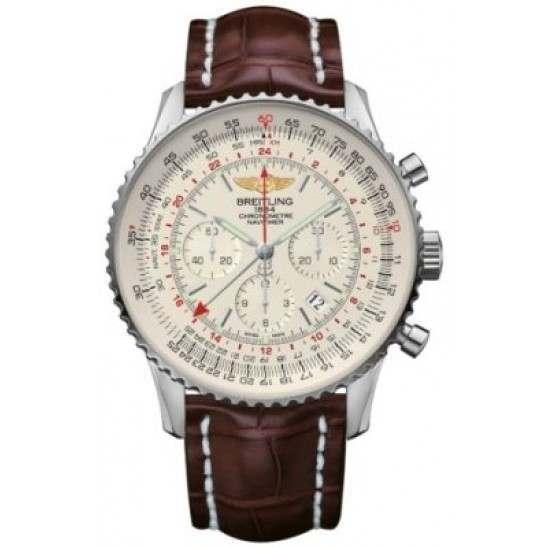 Breitling Navitimer GMT Caliber 04 Automatic Chronograph AB044121.G783.756P