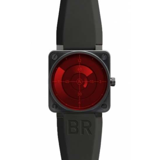Bell & Ross BR01-92 Red Radar