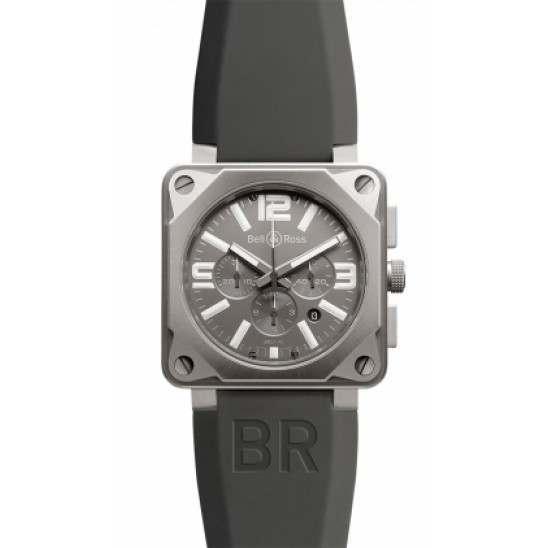 Bell & Ross BR01-94 Pro Titanium