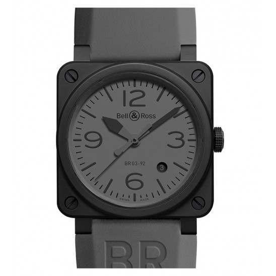 Bell & Ross BR 03-92 Ceramic Commando BR0392-COMMANDO-CE