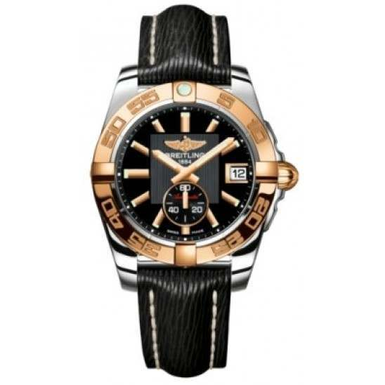 Breitling Galactic 36 (Steel & Rose Gold) Caliber 37 Automatic C3733012.BA54.213X