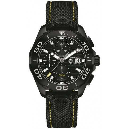 Tag Heuer Aquaracer 300M Automatic Chronograph 43mm CAY218A.FC6361