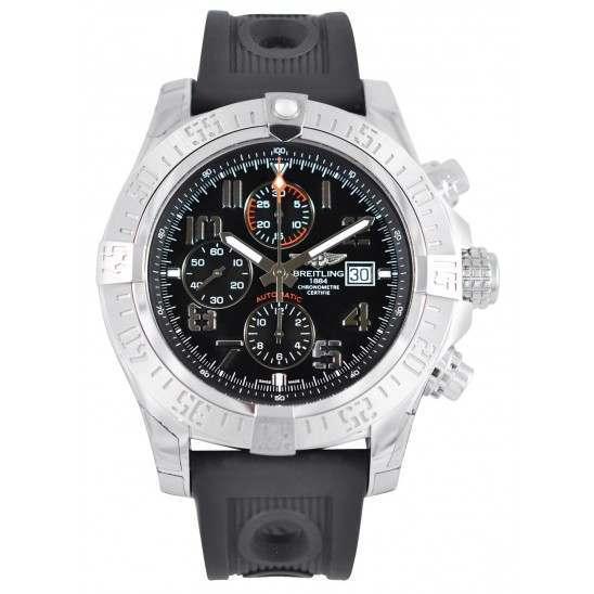 Breitling Super Avenger II Automatic Chronograph A1337111.BC28.201S