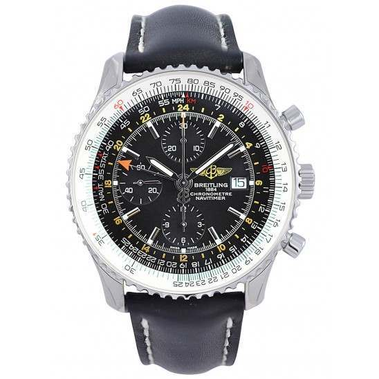 Breitling Navitimer World Automatic Chronograph A2432212.B726.441X