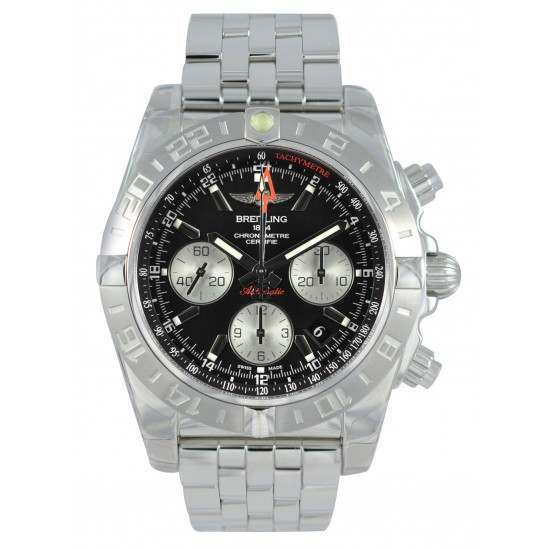 Breitling Chronomat 44 GMT Automatic Chronograph AB042011.BB56.375A