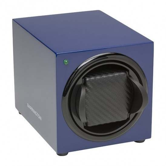 Barrington Single Watch Winder Midnight Blue