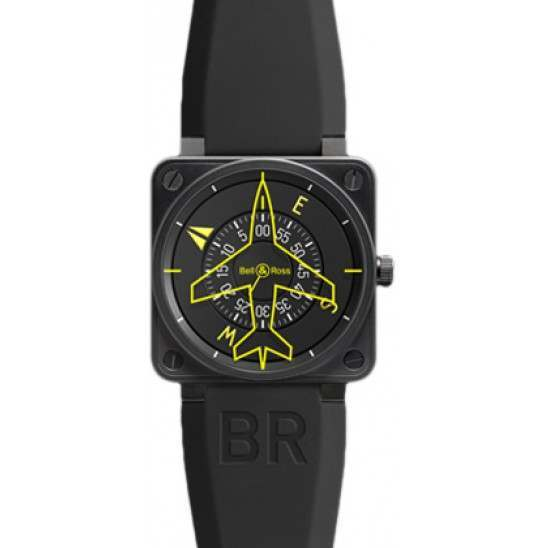 Bell & Ross BR 01-92 Heading Indicator Limited Edition BR0192-HEADING
