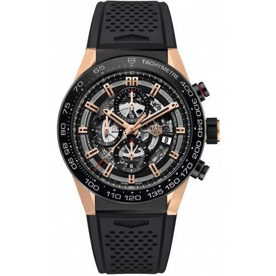 Tag Heuer Carrera Automatic HEUER 01 Chronograph CAR2A5A.FT6044