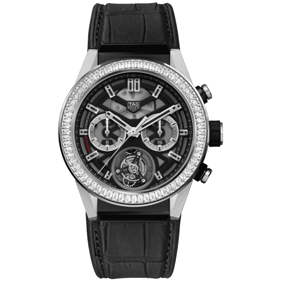 Tag Heuer Carrera HEUER 02 T Automatic Chronograph 45mm CAR5A81.FC6377