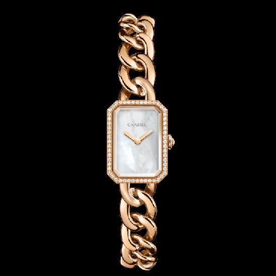 Chanel Premiere Chain Quartz Ladies H4412