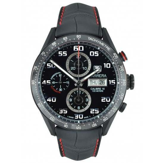 Tag Heuer Carrera Day-Date Automatic Chronograph CV2A81.FC6237