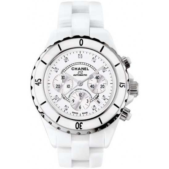 Chanel J12 Automatic Chronograph 41mm H2009