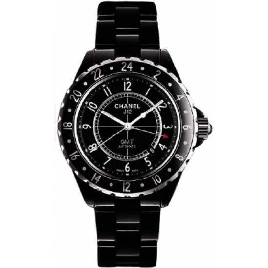 Chanel J12 Gmt Unisex Watch H2012