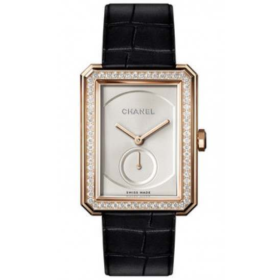 Chanel Boy-Friend Quartz H4471