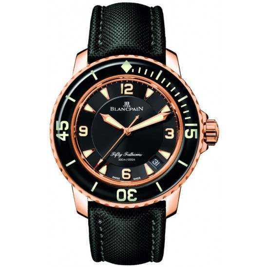 Blancpain Sport Automatique Fifty Fathoms 5015-3630-52A