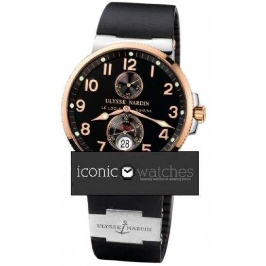 Ulysee Nardin Maxi Marine Chronometer 265-66-3T/62