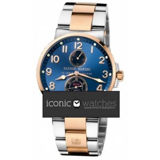 Ulysee Nardin Maxi Marine Chronometer 265-66-8/623