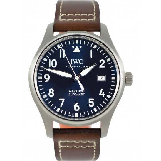 IWC Schaffhausen Pilot Mark XVIII Edition Le Petit Prince IW327004
