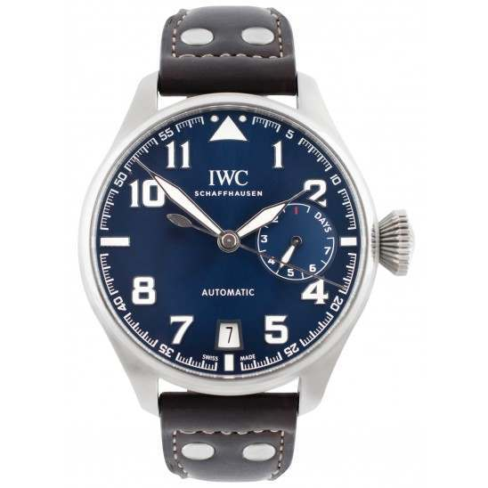 """Very Rare - IWC Big Pilot's Watch Edition """"Le Petit Prince"""" IW500908"""