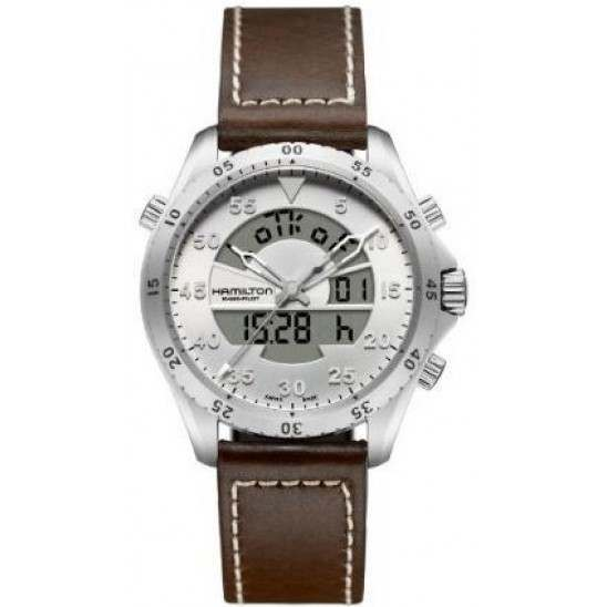 Hamilton Khaki Aviation Flight Timer H64514551
