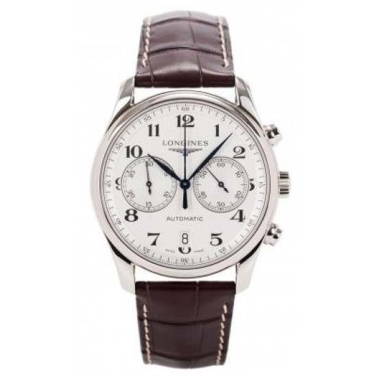 Longines Master Automatic Chronograph 40mm L2.629.4.78.3