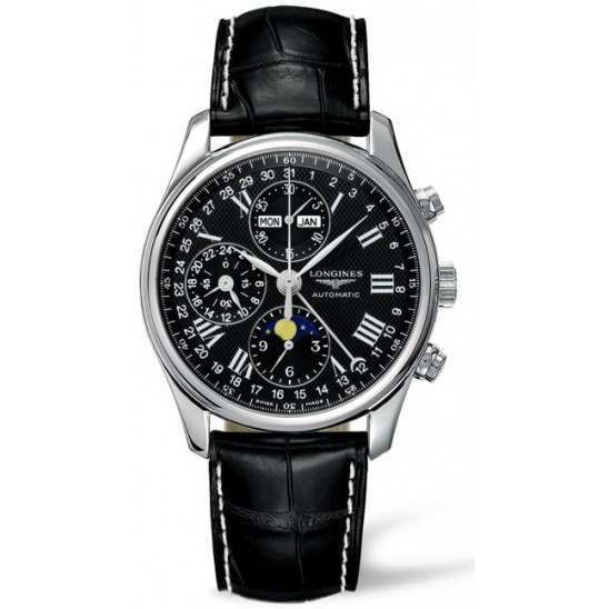 Longines Master Collection Chronograph L2.673.4.51.7
