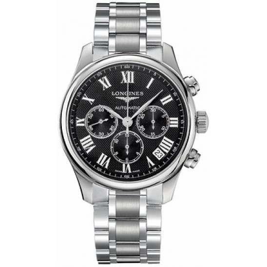 Longines Master Collection Chronograph Automatic L2.693.4.51.6