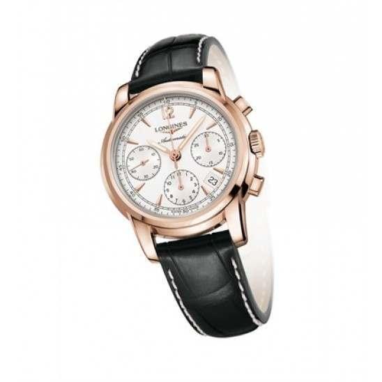 Longines Saint-Imier Automatic Chronograph 41.00 mm L2.752.8.72.3
