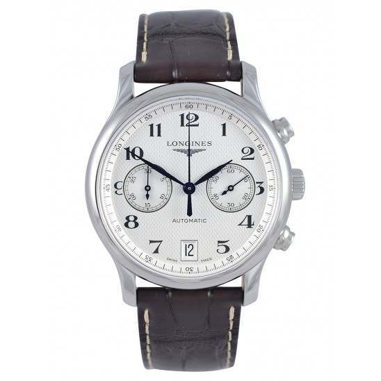 Longines Master Automatic Chronograph 38.5mm L2.669.4.78.3