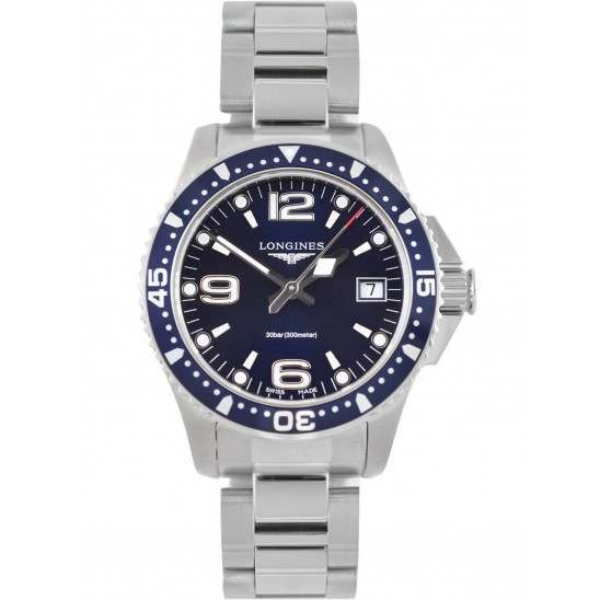 Longines HydroConquest Quartz 34.00mm L3.340.4.96.6