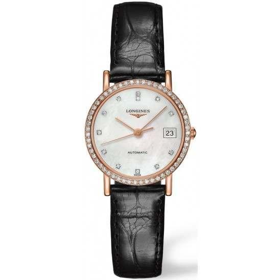 Longines Elegant Collection Ladies L4.378.9.87.0