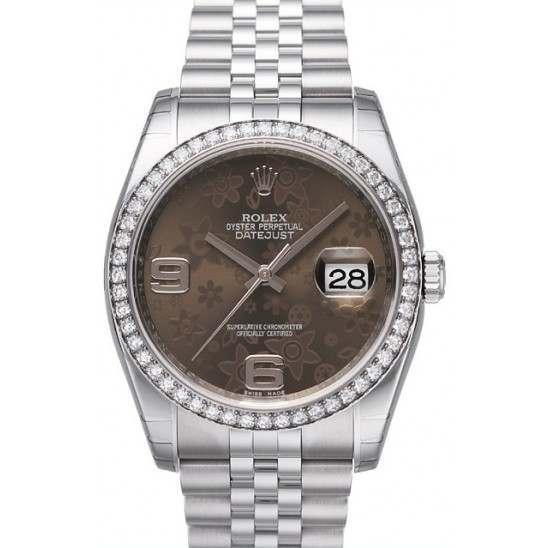 Rolex Datejust Bronze Arab Jubilee 116244