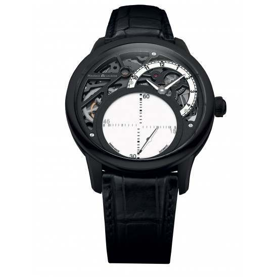 Maurice Lacroix Masterpiece Seconde Mysterieuse MP6558-PVB01-090