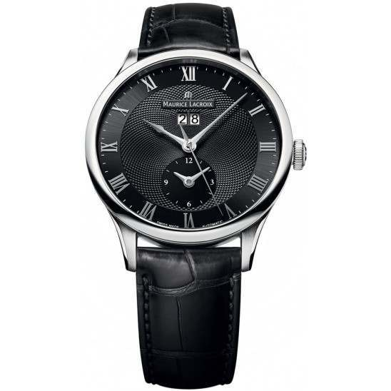 Maurice Lacroix Masterpiece Date GMT MP6707-SS001-310