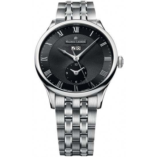 Maurice Lacroix Masterpiece Date GMT MP6707-SS002-310