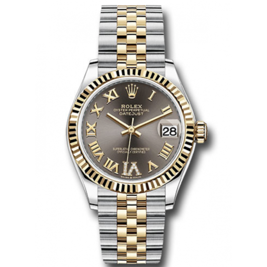 Rolex Datejust 31 Lady Steel and Yellow Gold 278273