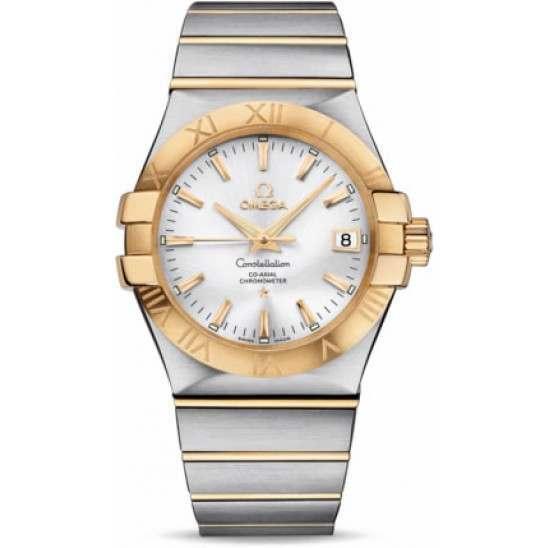 Omega Constellation Chronometer 35mm Chronometer 123.20.35.20.02.002