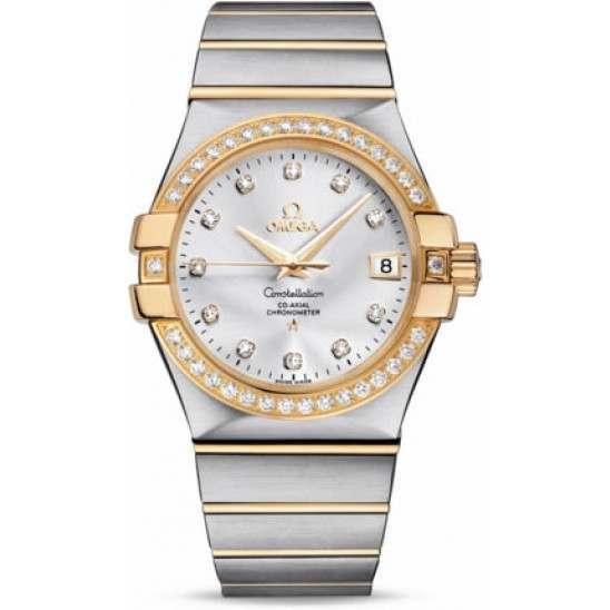 Omega Constellation Chronometer 35 mm Chronometer 123.25.35.20.52.002