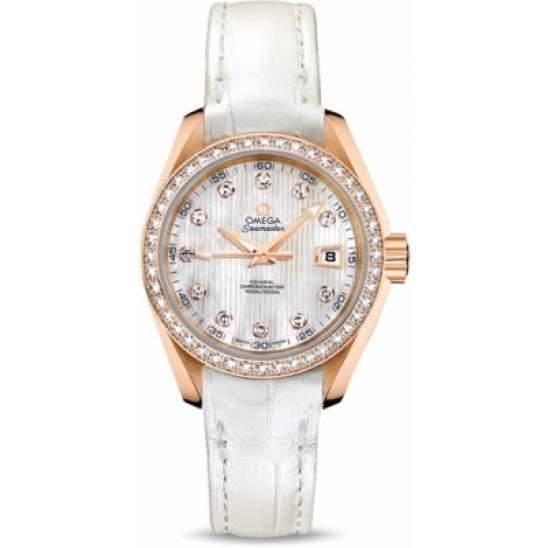 Omega Seamaster Aqua Terra Jewellery Chronometer 231.58.30.20.55.001