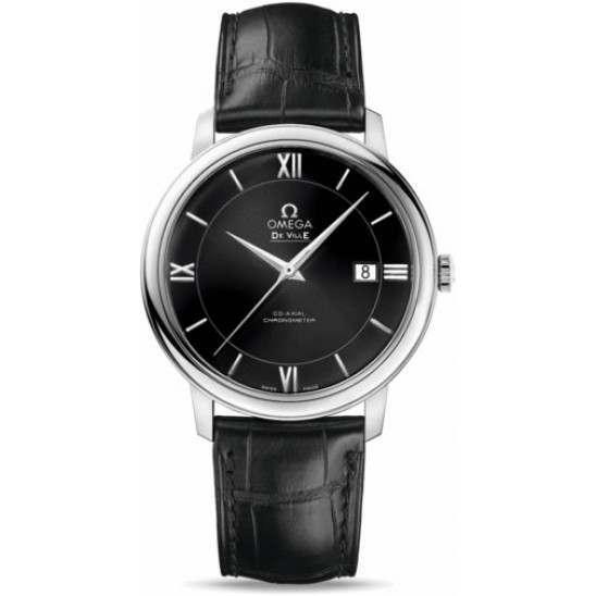 Omega De Ville Prestige Co-Axial Chronometer 424.13.40.20.01.001|