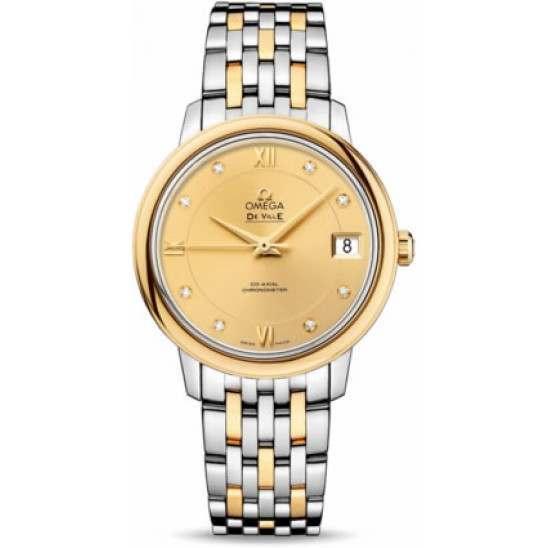 Omega De Ville Prestige Co-Axial Chronometer 424.20.33.20.58.001