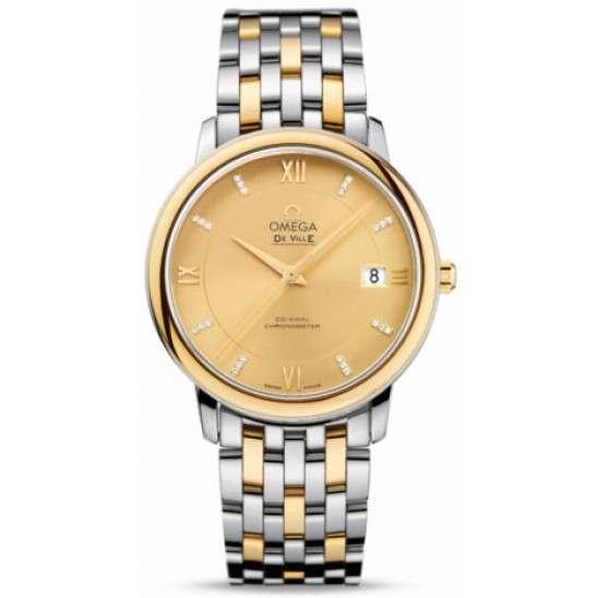 Omega De Ville Prestige Co-Axial Chronometer 424.20.37.20.58.001