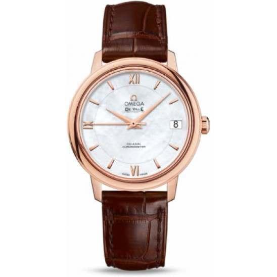 Omega De Ville Prestige Co-Axial Chronometer 424.53.33.20.05.001