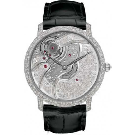Blancpain Villeret Snow-set Inverted Movement 6616-9400-55B